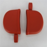 Food-grade silicone cake molds
